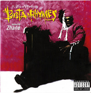 BUSTA RHYMES FEAT. ZHANÉ - IT\'S A PARTY (SINGLE 12\') (1996)