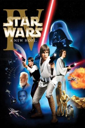 Star Wars Episódio IV – Uma Nova Esperança – HD 720p