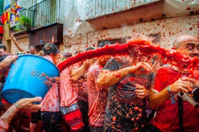 festivales sucios y locos
