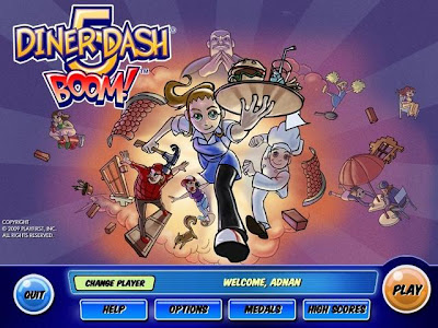 Download Game Diner Dash 5 BOOM Colector Edition PC Mediafire img