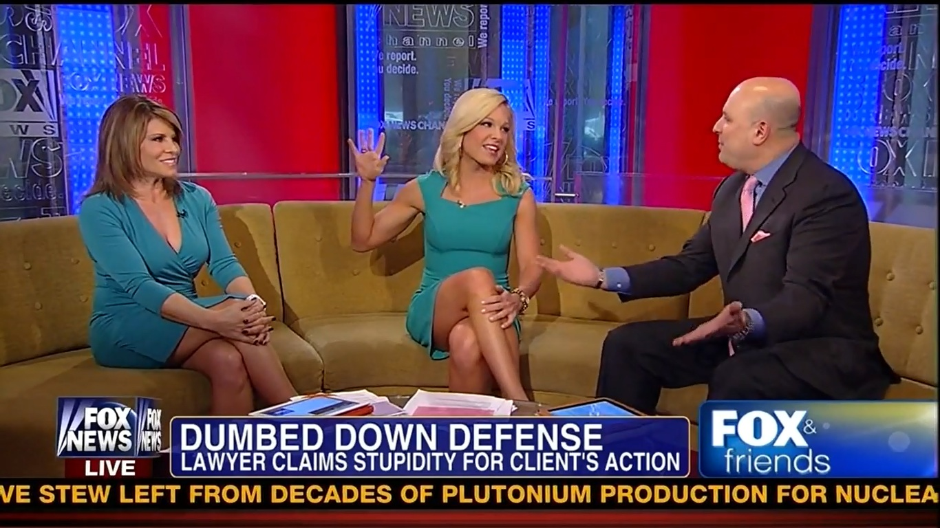 Lastest   Is Fox News Sexist With All The Cleavage Amp Short Skirts
