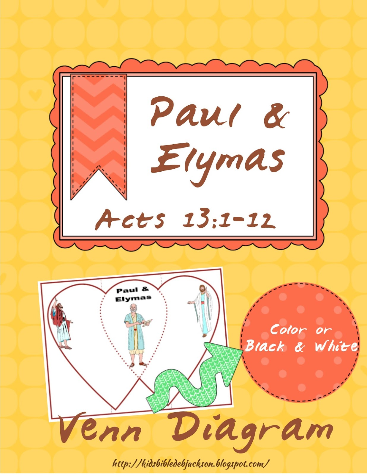 bible fun for kids  paul  u0026 elymas