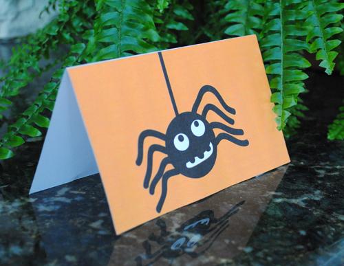 Free printable Halloween Cards – Free Halloween Birthday Cards