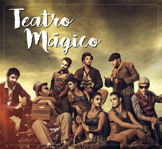 Dica de Música Indie - Teatro Mágico