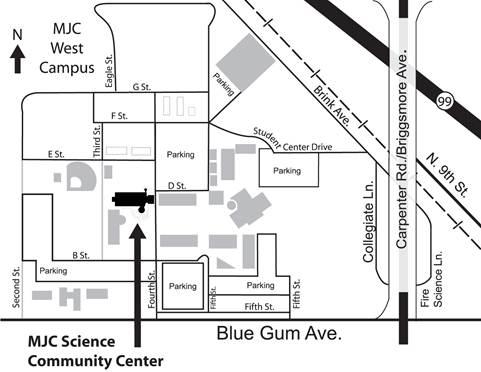 Geotripper Science Community Center At Modesto Junior College