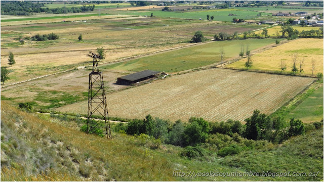 antigua torreta del telegrafo