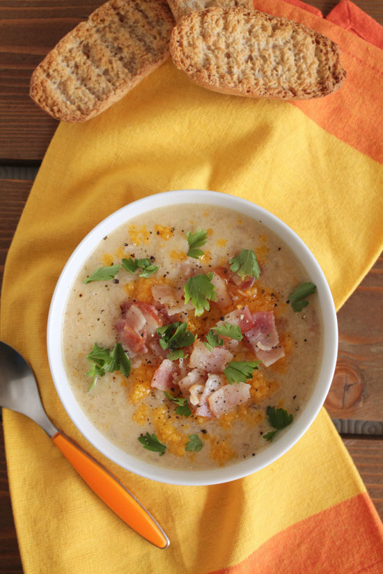 Cauliflower-cheddar-bacon-soup