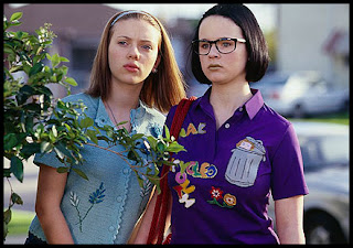 Scarlett Johansson en Ghost World