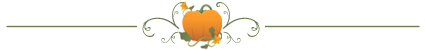 Image result for pumpkin page divider