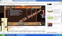 Cheat Ninja Saga - Reset Divisi Permanen Update 7 agustus 2011