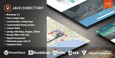 Download Javo Directory v2.1.1 WordPress Theme