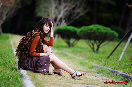 Kang Yui, Lovely Outdoor 05
