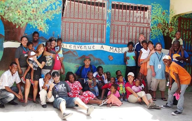 MABE Orphanage -- Port au Prince, Haiti