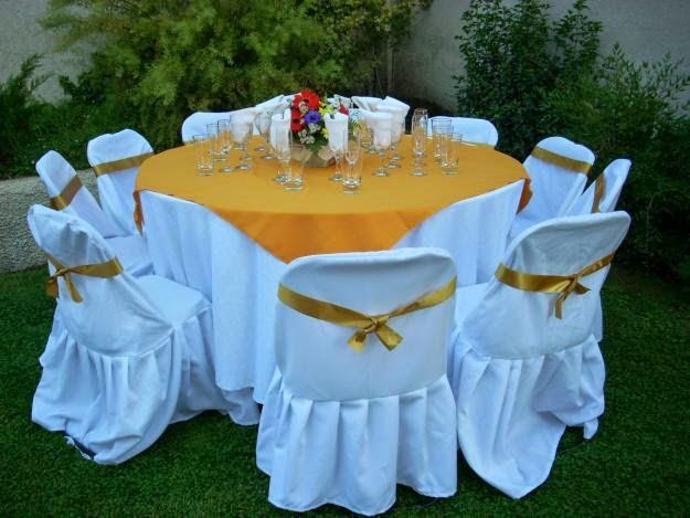 Manteles para fiestas parte 1 for Todo mesas y sillas