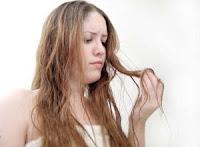 Perawatan Rambut Kering