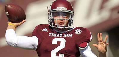 Johnny Manziel signs with LRMR and Select Sports Group.