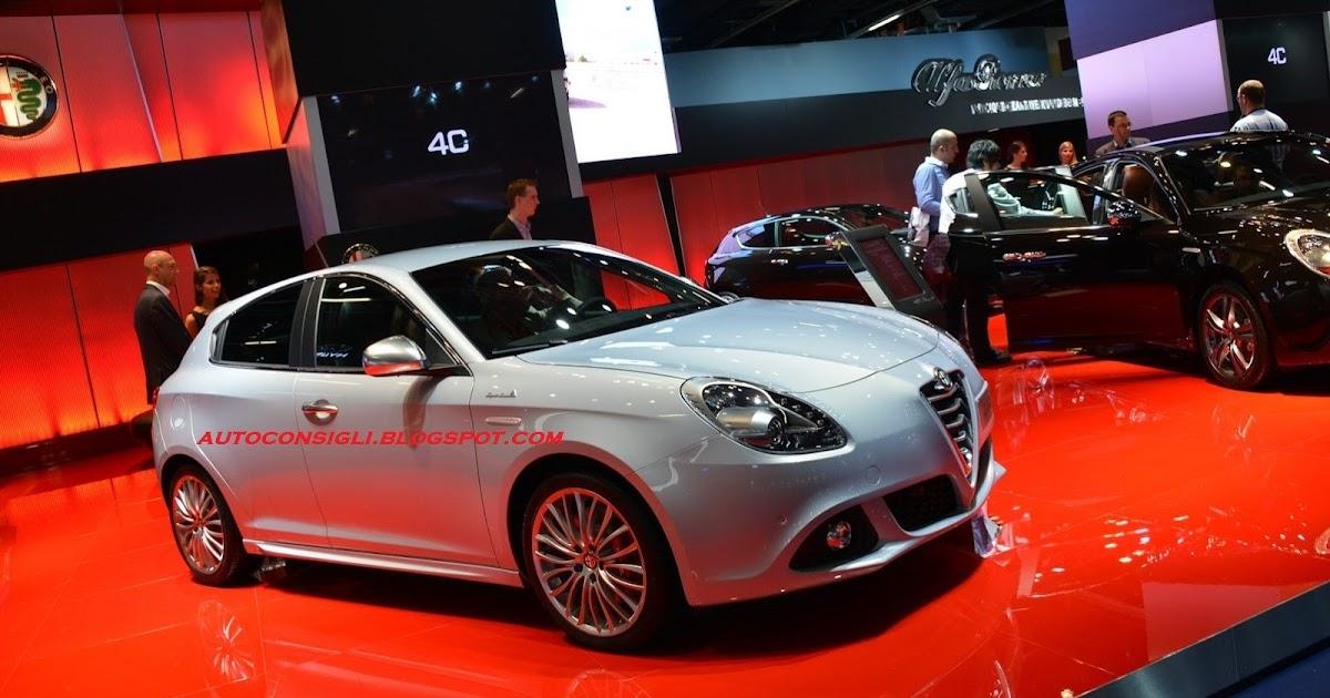 Car al Top 33: Alfa Romeo Giulietta Restyling 2014: Cuore