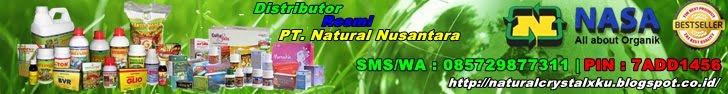 Hanya Disini !!! Produk 100% ASLI PT.Natural Nusantara