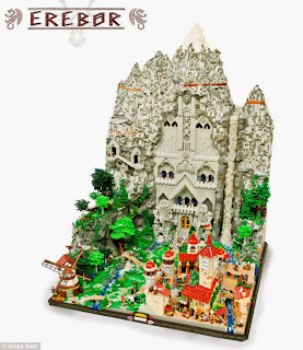 hobbit-fan-creation-erebor-model