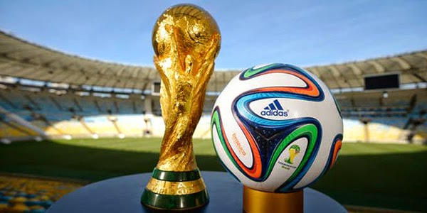 Kalender Hasil dan Jadwal Lengkap Pertandingan Piala Dunia 2014