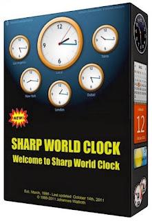 تحميل برنامج Sharp World Clock