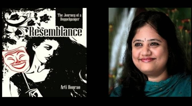Review of Resemblance - The Journey of a Doppelganger by Sandeep Sharma