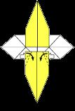 Cara Membuat Origami Lebah