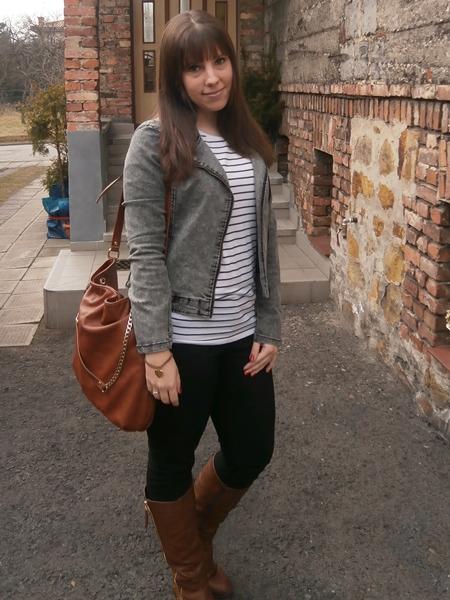 c7f9578014119 Bo ja lubię paski... - Czerwona Sukienka - Blogi Modowe