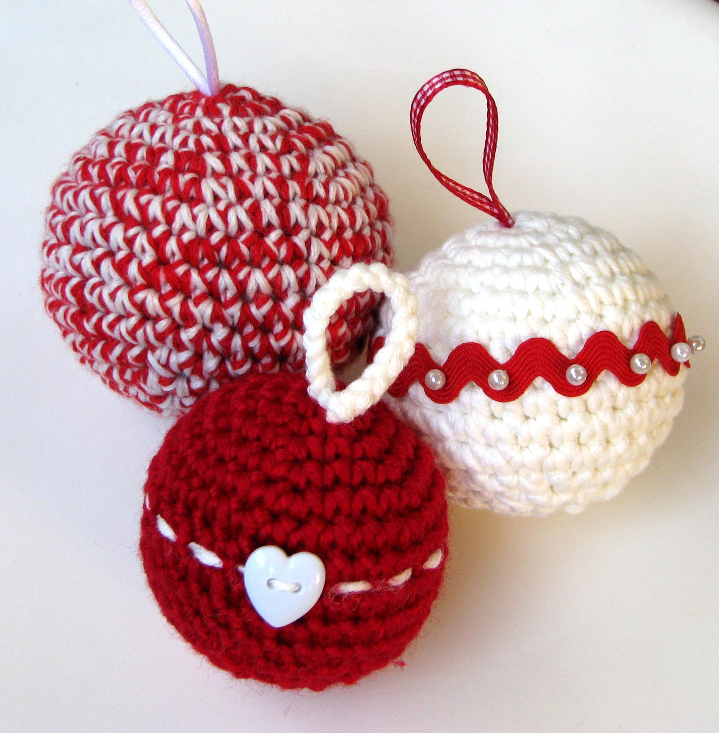 Teje tu navidad crochet your xmas - Adornos de nadal ...