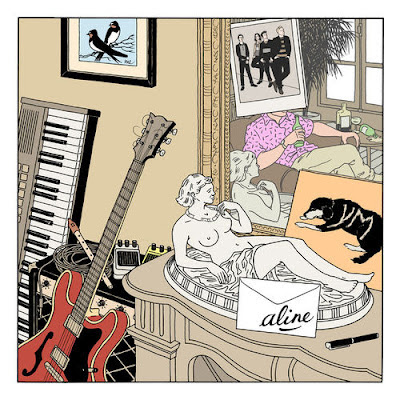 alineep Aline – Aline EP [8.0]