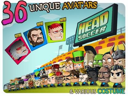 HeadSoccer Android Apk İndir