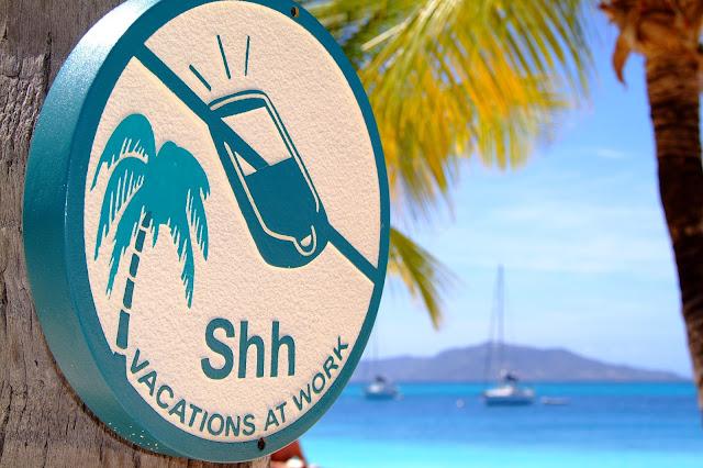 Hoteles Detox y la opción de zonas sin internet