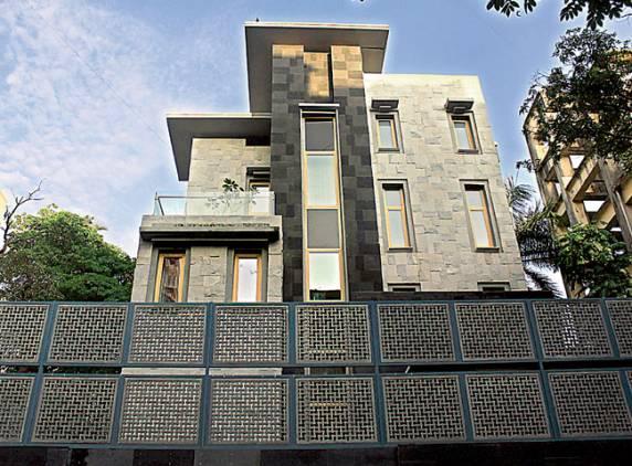 Nice Sachin Tendulkar New House Photos #1: Sachin-Tendulkar-New-House.jpg