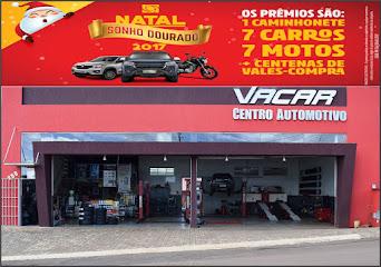 Compre produtos e serviços na Vacar Centro Automotivo e participe da Campanha Natal Sonho Dourado