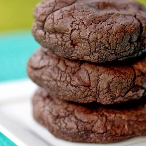 Chocolate Fudge Cookies | Cook'n is Fun - Food Recipes, Dessert ...