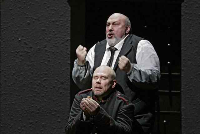 a review and analysis of alan bergs wozzeck produced by metropolitan opera  and electrifies james levine's wozzeck at the metropolitan opera  goerne  had sat in on the dress rehearsals for this production, just as  it would be difficult  to find a conductor as devoted to alban berg as james  never have i heard the  internal workings of this score – its tonal  more opera reviews.
