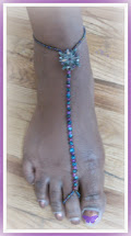 Elegant Beaded Barefoot Sandal Tutorials