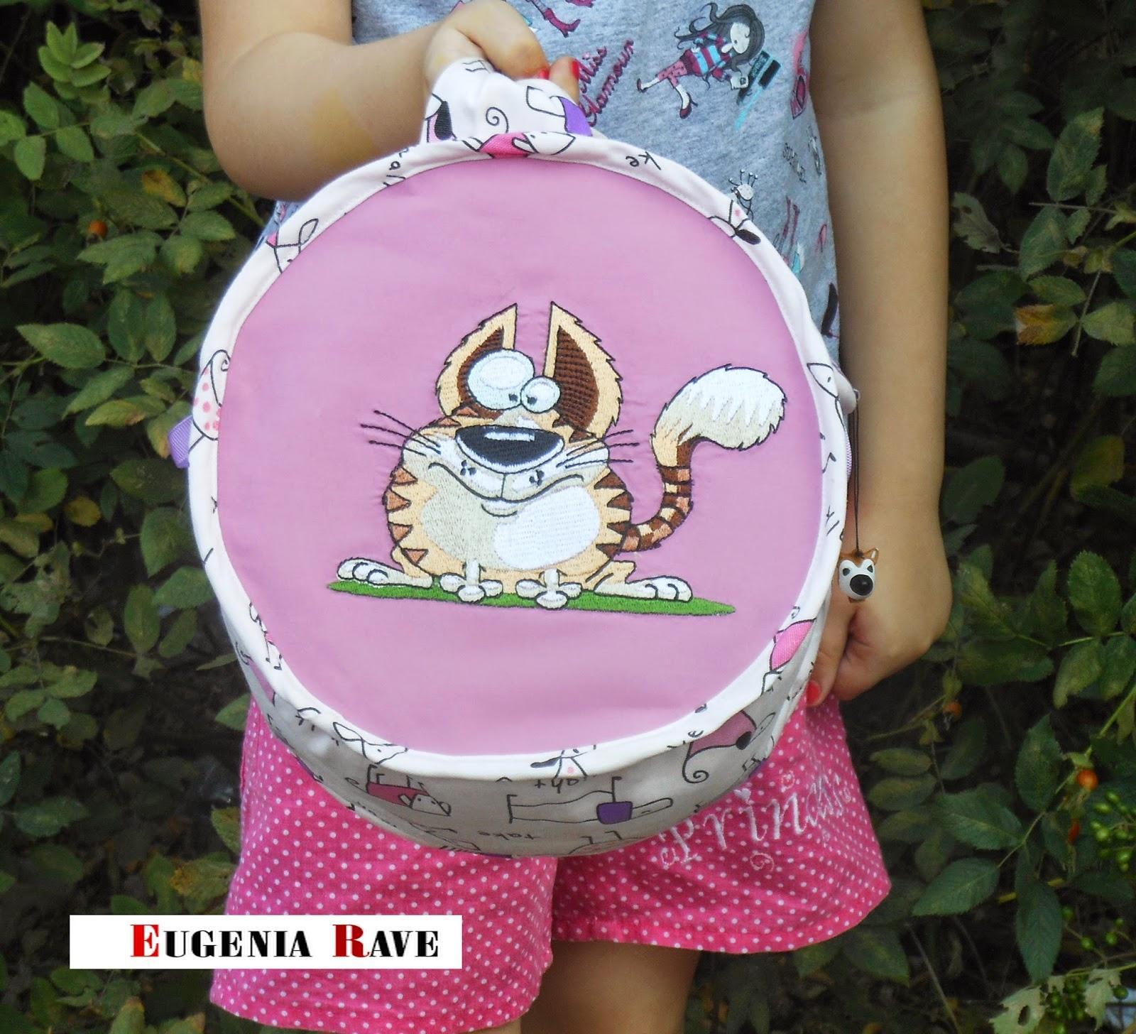детская сумочка, сумка на самокат, круглая сумка, сумочка для детей