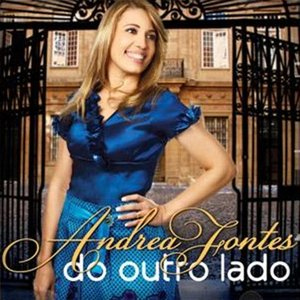 Capa do CD Andrea Fontes   Do outro Lado