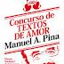 Concurso de Textos de Amor Manuel A. Pina