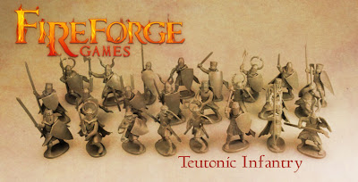 Fireforge Games Teutonic Infantry