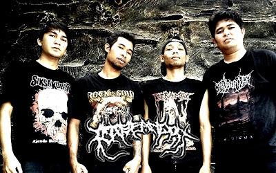 Rareangon Band Grindcore Tampaksiring Gianyar Bali Foto Wallpaper
