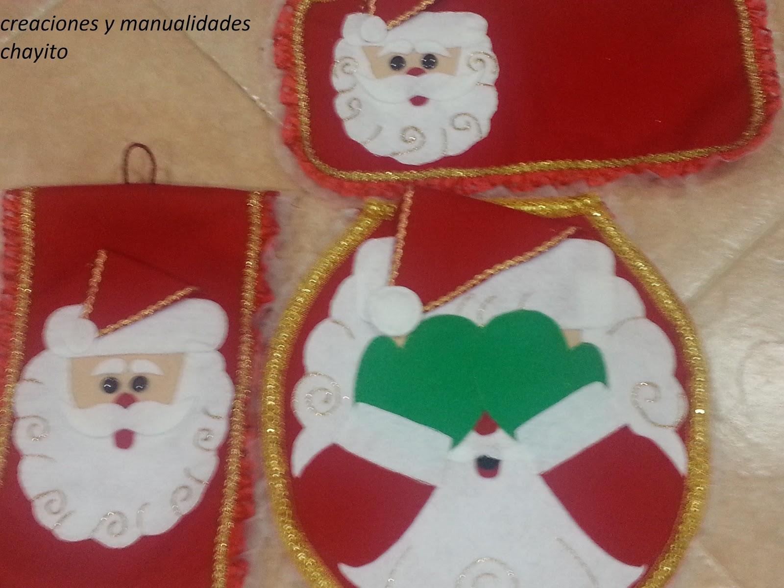 """Juegos De Baño Santa Claus:Creaciones y Manualidades """"Chayito"""": juegos de baño de santa claus"""