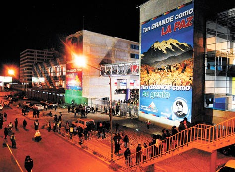 Lugares de La Paz