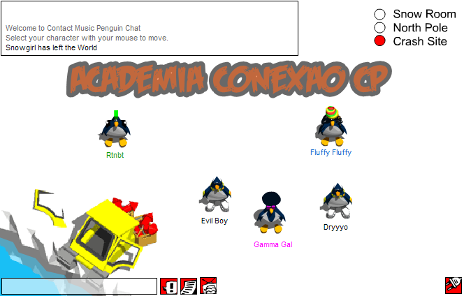 penguin chat sites Were you looking for penguin chat 3 penguin chat was an online mmorpg  game created by rocketsnail games it was the successor of experimental.