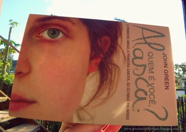 Livro, Quem é Você, Alasca?, John Green