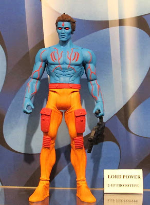 The Four Horsemen Studios 2013 Toy Fair Display - Power Lords - Lord Power