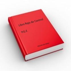 Libro Rojo De Control