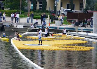 Duck Derby in Fort Lauderdale