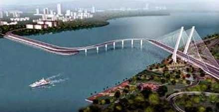 Aneh Malaysia Gagal Membina Jambatan Bengkok Untuk Kemakmuran Negara